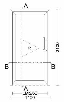 Haustür standardmaße  Haustür-Fuellungen Sonderangebot Sonderpreise