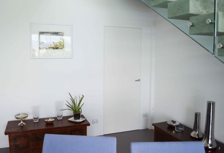 e serie t ren mit unsichtbaren rahmen kundenbeispiele einbaubeispiele. Black Bedroom Furniture Sets. Home Design Ideas
