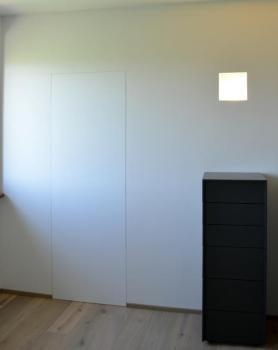 Bevorzugt Wandbündige Türen mit unsichtbaren Rahmen Tapetentüren VQ54