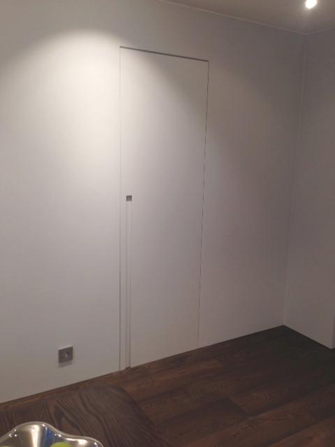 E-Serie Türen mit unsichtbaren Rahmen Kundenbeispiele Einbaubeispiele
