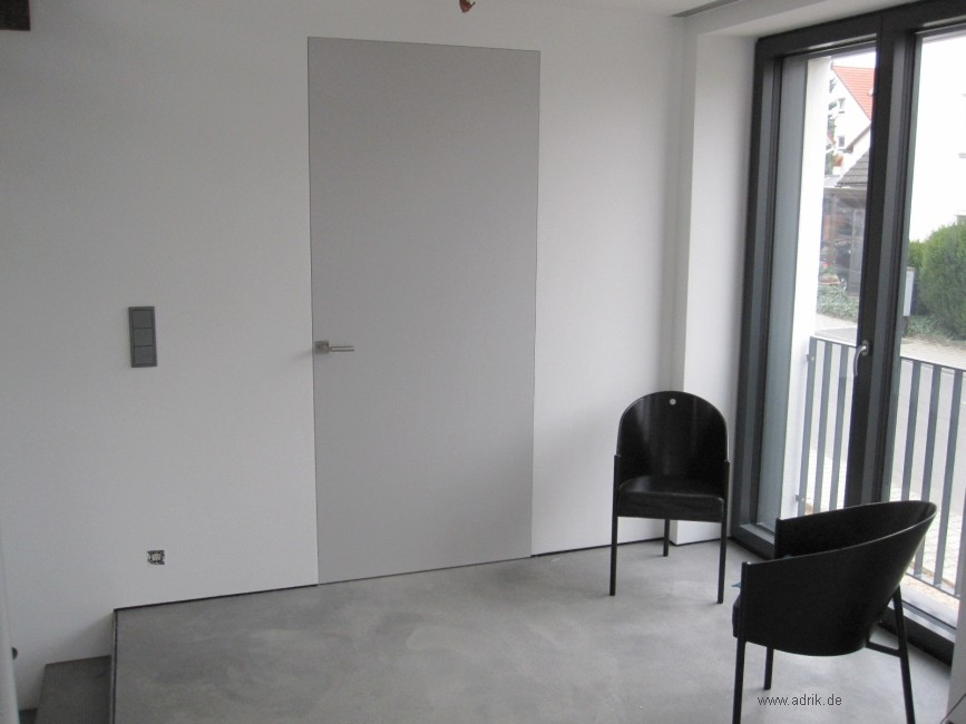 High Quality E Serie Wandbündige Tür In ...