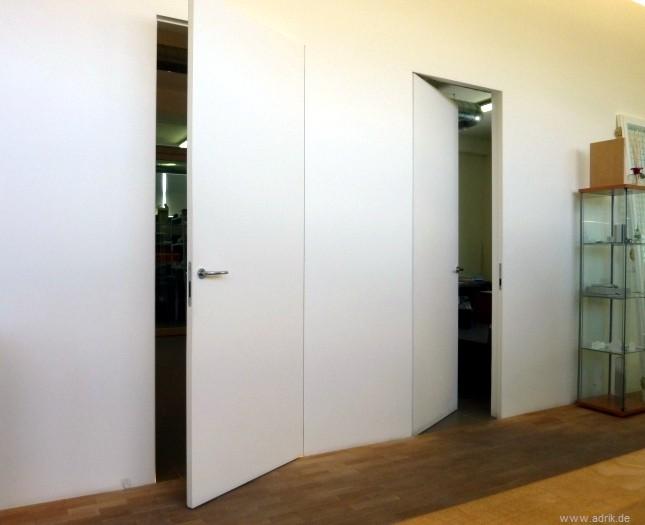 Unsichtbare Tür E-Serie Details