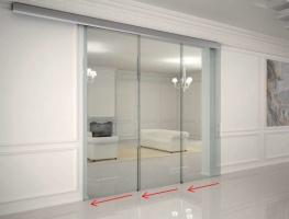 Schiebetüren und Schiebefenster vertikal   Türen günstig online kaufen