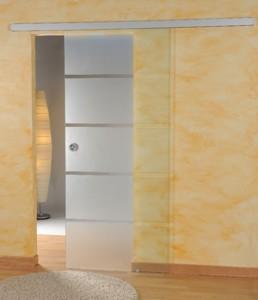 glasschiebet ren schiebet ren aus glas typ ls1. Black Bedroom Furniture Sets. Home Design Ideas