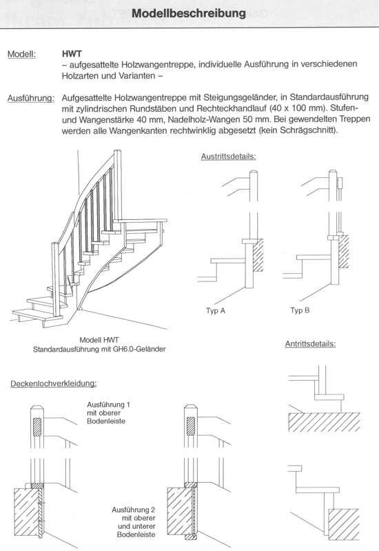 massivholztreppen mit holz oder edelstahlgel nder. Black Bedroom Furniture Sets. Home Design Ideas